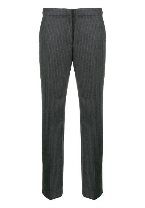 Pantalone a righe DRIES VAN NOTEN | Pantalone | POUMAS 8182GRY