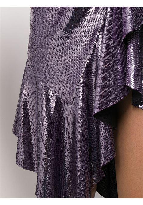 Vestito corto con paillettes PHILOSOPHY di LORENZO SERAFINI | Abito | A0407 5744274
