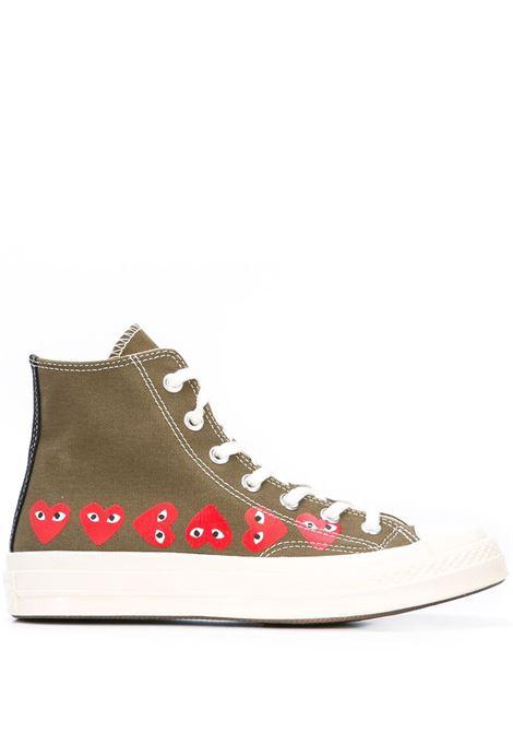 PLAY COMME DES GARCONS | Shoes | AZ-K1161