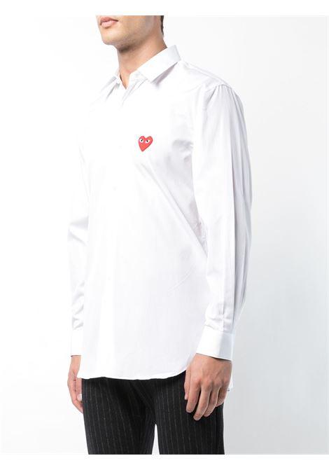 PLAY COMME DES GARCONS   Shirt   P1B0022