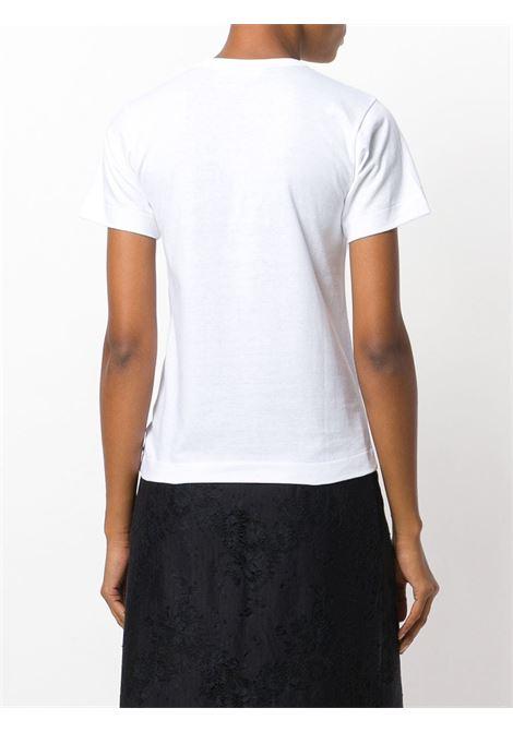 T-shirt con applicazione cuore PLAY COMME DES GARCONS | T-shirt | P1T2154