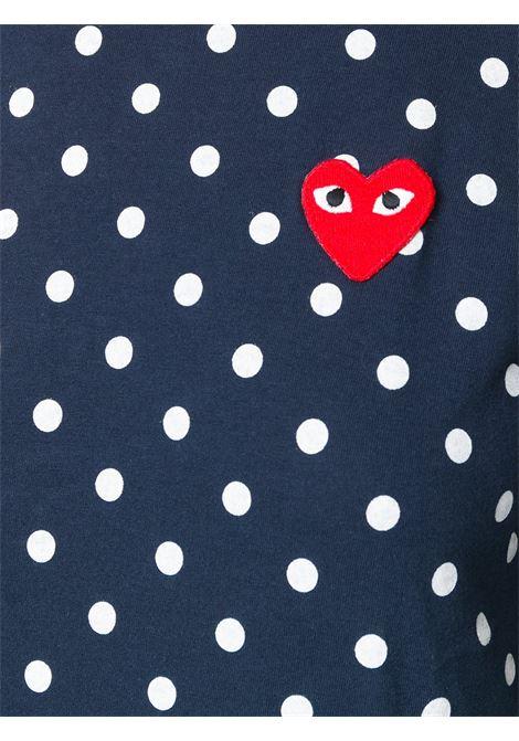 Maglia a pois PLAY COMME DES GARCONS | T-shirt | P1T1652