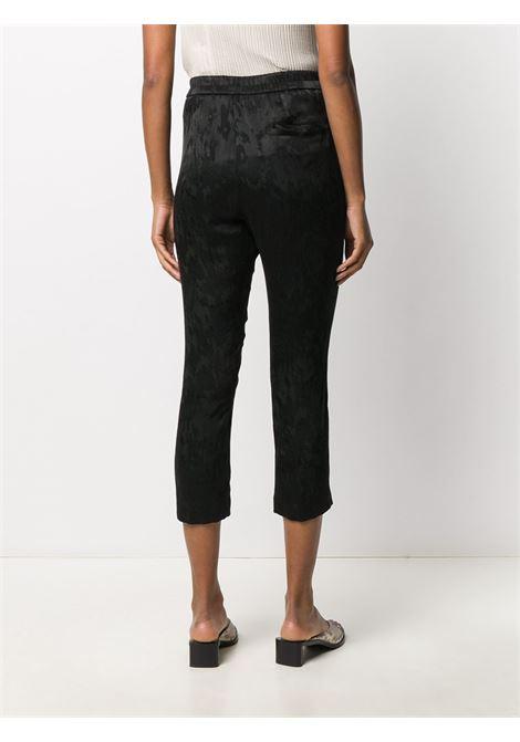 Pantaloni crop ANN DEMEULEMEESTER | Pantalone | 2002-1402-P-162099