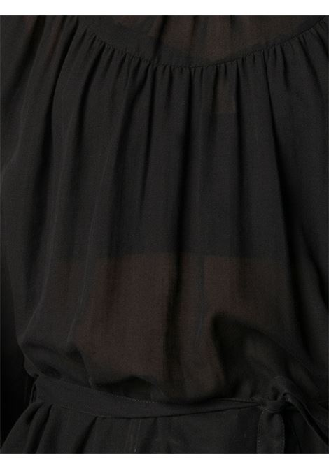 Abito con cintura ANN DEMEULEMEESTER | Abito | 2002-2208-P-121099