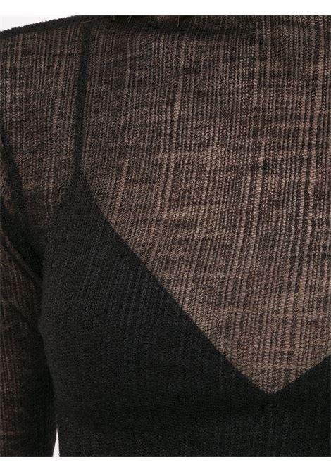 Maglia semitrasparente ANN DEMEULEMEESTER | Maglia | 2002-2404-P-220099