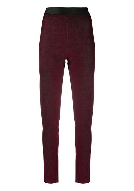 Pantaloni skinny ANN DEMEULEMEESTER | Leggings | 2002-2480-172037