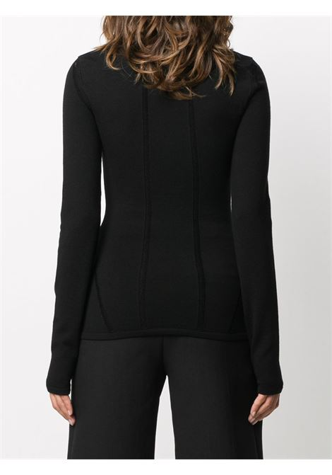 Top aderente ANN DEMEULEMEESTER | Maglia | 2002-2622-251099