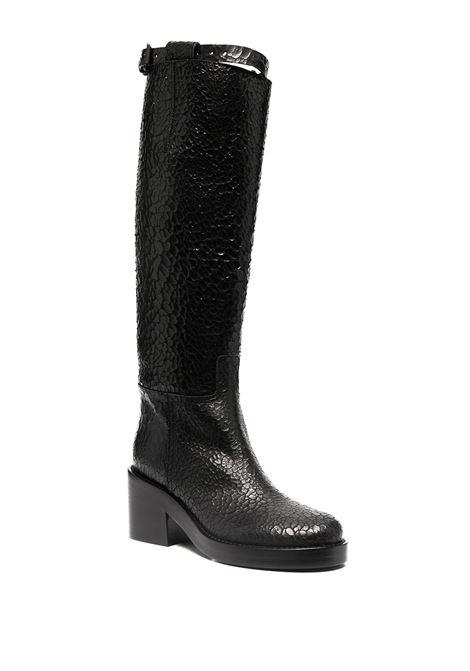 Stivali in pelle ANN DEMEULEMEESTER | Scarpe | 2014-2802-355099