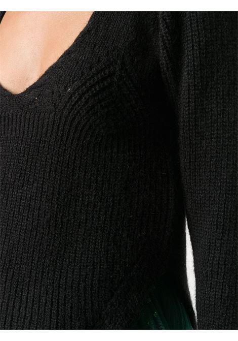 Maglione con scollo a V BROGNANO | Maglia | 29BR1M6720477099