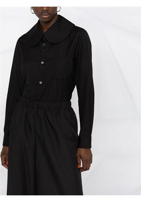 Camicia con colletto con pettorina COMME DES GARCONS COMME DES GARCONS | Camicia | RF-B017-0511