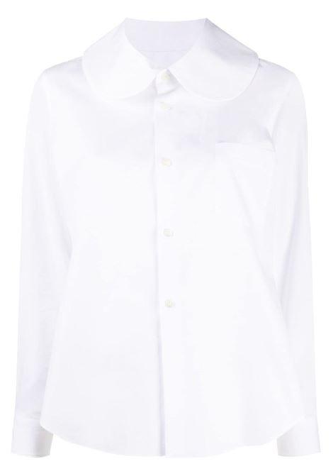 Camicia con colletto con pettorina COMME DES GARCONS COMME DES GARCONS | Camicia | RF-B017-0512