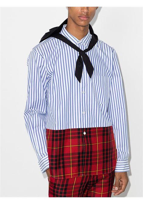 Camicia a righe e quadri COMME DES GARCONS Homme Plus | Camicia | PF-B012-0511