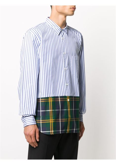 Camicia a righe e a quadri COMME DES GARCONS Homme Plus | Camicia | PF-B012-0512
