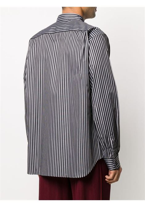 Camicia con stampa mista COMME DES GARCONS Homme Plus | Camicia | PF-B017-0511