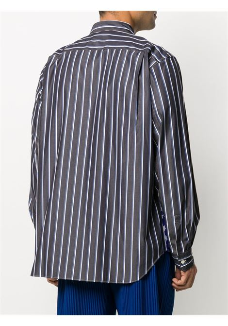 Camicia con stampa mista COMME DES GARCONS Homme Plus | Camicia | PF-B018-0511