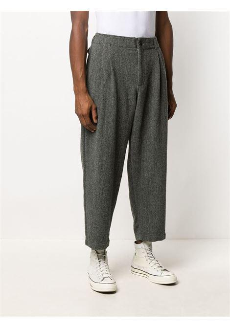 Pantaloni a vita alta COMME DES GARCONS SHIRT | Pantalone | W281451