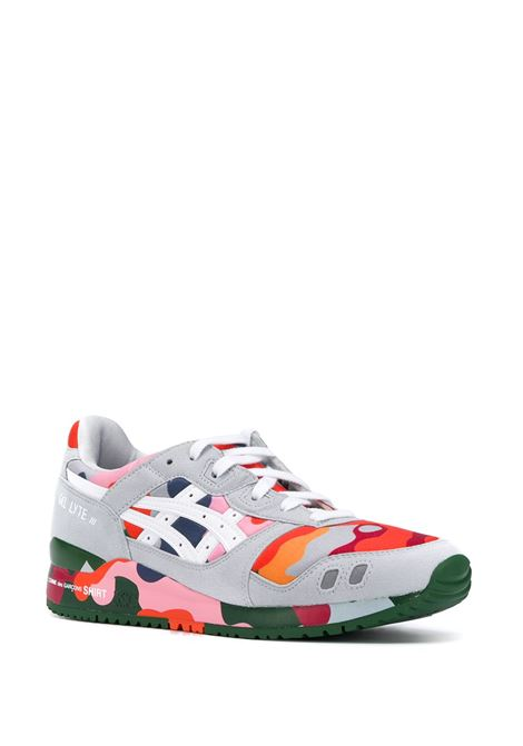 Sneakers in pelle scamosciata COMME DES GARCONS SHIRT | Scarpe | W286011