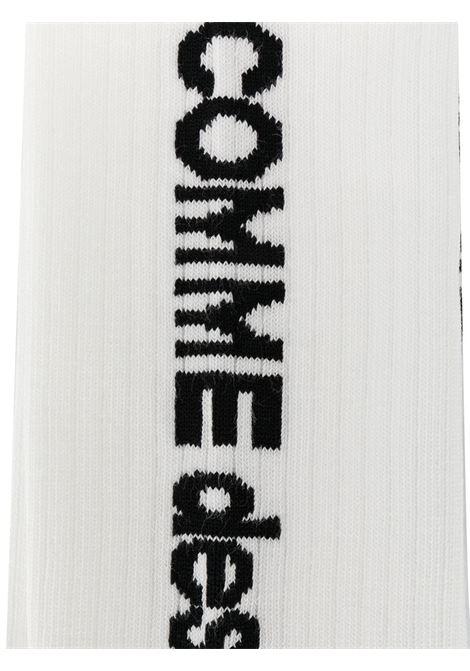Calzini con logo COMME DES GARCONS | Calze | GF-K501-0512