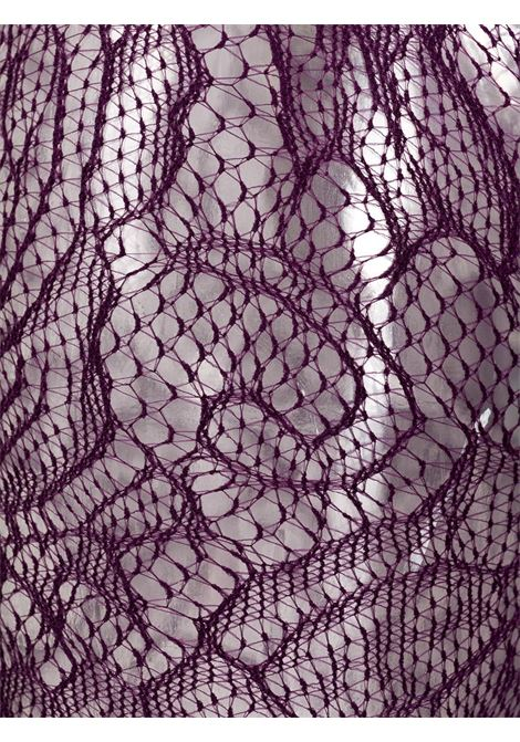Calze con lavorazione jaquard DRIES VAN NOTEN | Calze | TIGHTS202404