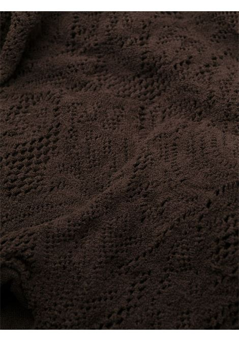 Calze con lavorazione jaquard DRIES VAN NOTEN | Calze | TIGHTS202703