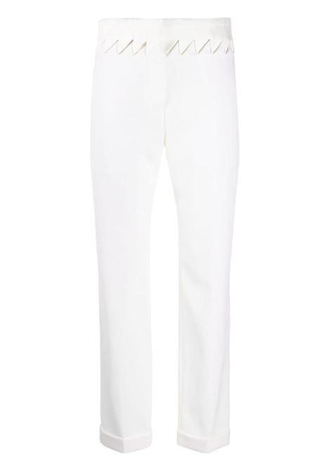 Pantaloni slim a vita alta HAIDER ACKERMANN | Pantalone | 204-1402-178004