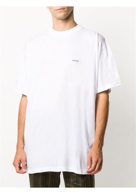 T-shirt Move Me HAIDER ACKERMANN | T-shirt | 204-3800-P-224003