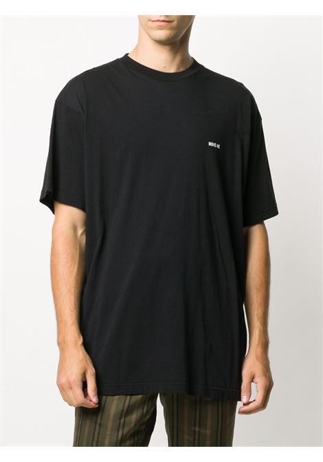 T-shirt Move Me HAIDER ACKERMANN | T-shirt | 204-3800-P-224099