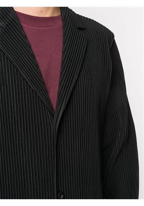Cappotto plissettato HOMME PLISSE | Cappotto | HP08JD20215