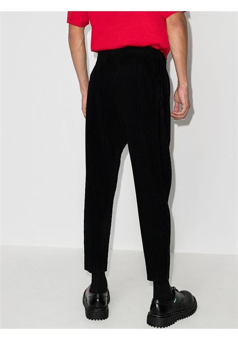 Pantaloni plissettati HOMME PLISSE | Pantalone | HP08JF10315