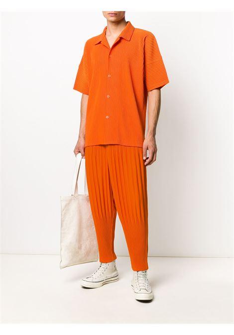 Pantaloni plissettati HOMME PLISSE | Pantalone | HP08JF10832