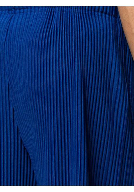 Pinocchietto plissettato HOMME PLISSE | Pantalone | HP08JF11373