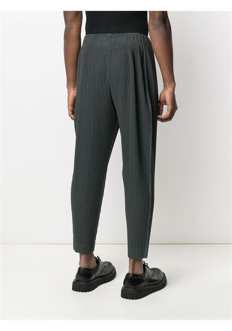 Pantaloni plissettati HOMME PLISSE | Pantalone | HP08JF11814