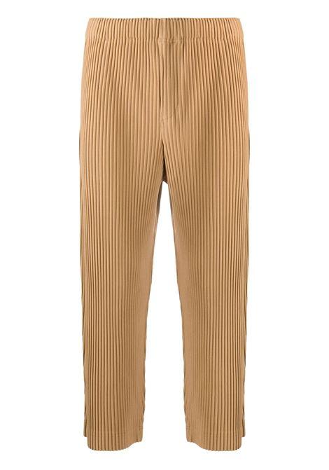 Pantaloni crop plissettati HOMME PLISSE | Pantalone | HP08JF13141