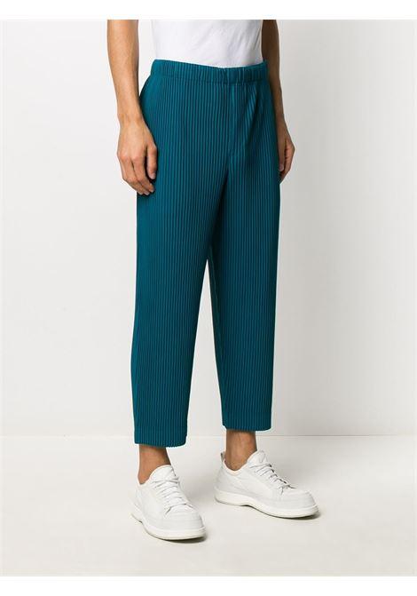 Pantaloni crop plissettati HOMME PLISSE | Pantalone | HP08JF13172
