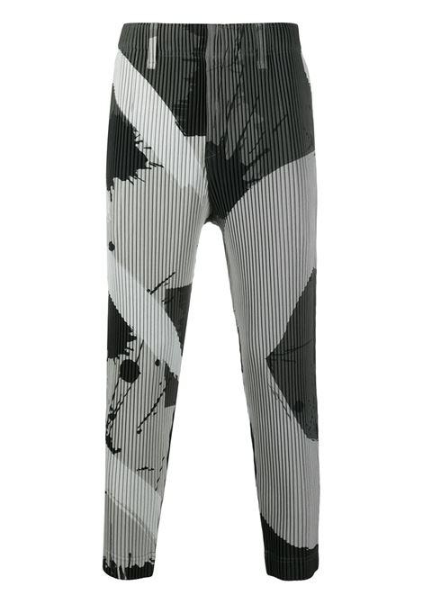 Pantaloni plissettati HOMME PLISSE | Pantalone | HP08JF24687