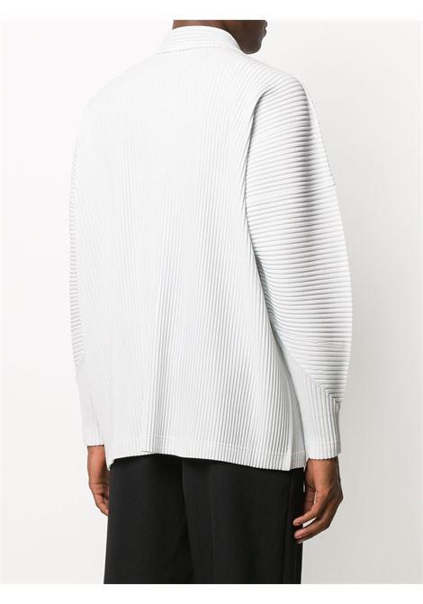 Camicia plissettata HOMME PLISSE | Camicia | HP08JJ10010