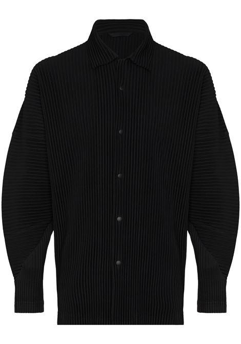 Camicia plissettata HOMME PLISSE | Camicia | HP08JJ10015