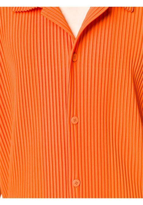 Camicia plissettata HOMME PLISSE | Camicia | HP08JJ10632