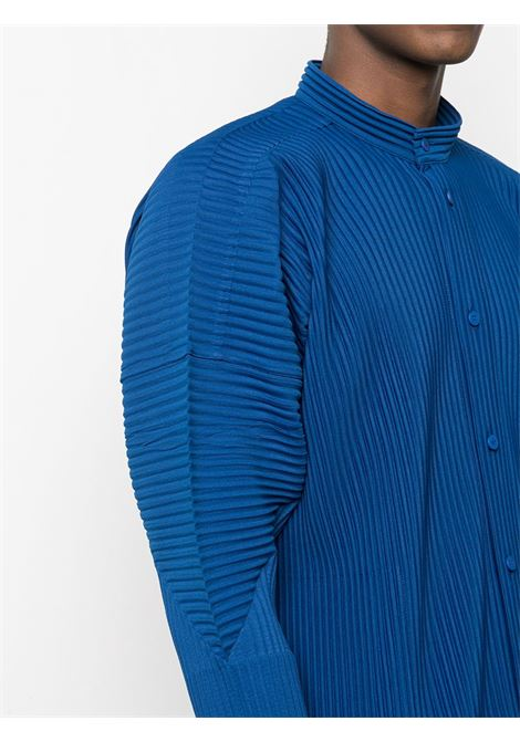 Camicia plissettata, oversize HOMME PLISSE | Camicia | HP08JJ11173