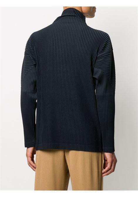 Maglia plissettata HOMME PLISSE | T-shirt | HP08JK12275