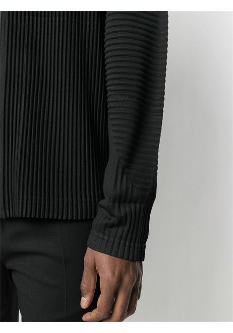 Cardigan plissettato HOMME PLISSE | Cardigan | HP08JL11615