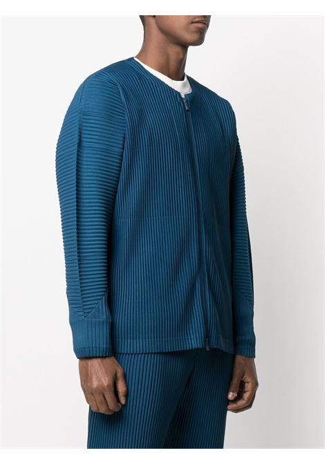 Cardigan plissettato HOMME PLISSE | Cardigan | HP08JL11674