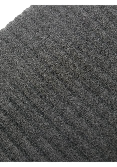 Sciarpa a costine con frange HOMME PLISSE | Sciarpa | HP09AD52212