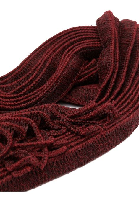 HOMME PLISSE | Scarf | HP09AD52424