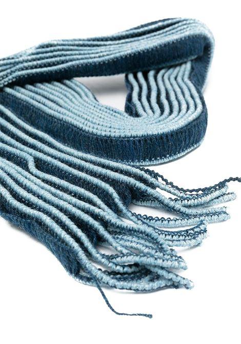 Sciarpa plissettata HOMME PLISSE | Sciarpa | HP09AD52472