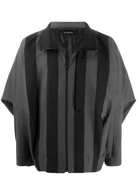 Bomber con design a pannelli ISSEY MIYAKE MEN | Blouson | ME08FC02412