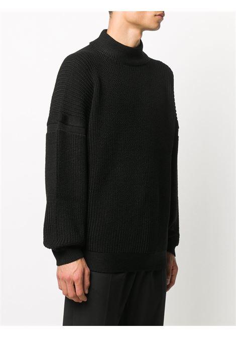 Maglione con maniche a spalla bassa ISSEY MIYAKE MEN | Felpa | ME08KN07815