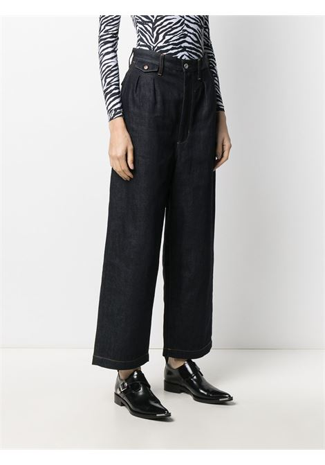 Jeans a gamba ampia JUNYA WATANABE DENIM | Pantalone | XF-P404-0521