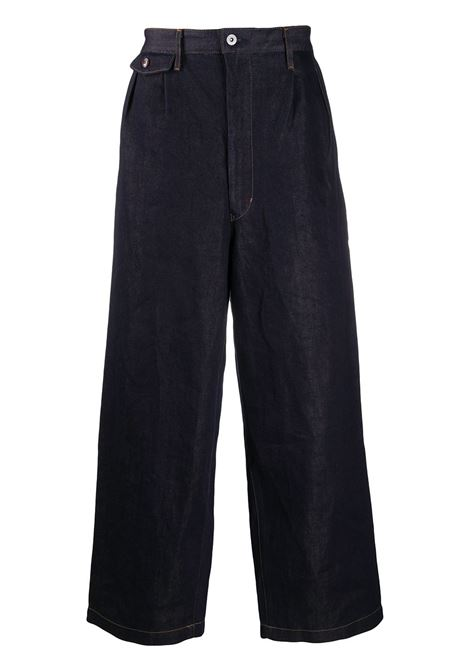 Jeans a gamba ampia JUNYA WATANABE MAN DENIM | Pantalone | XF-P404-0511