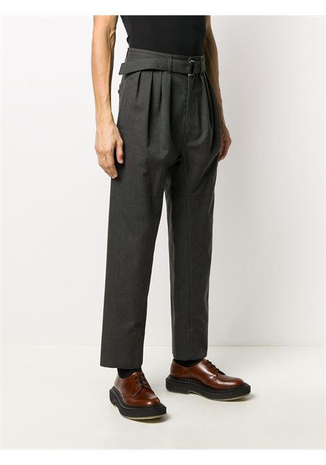 Pantaloni dritti con pieghe LEMAIRE | Pantalone | M203PA153LF484966
